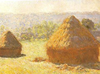 L'estate dei pittori. Claude Monet