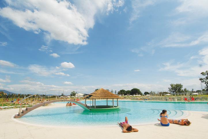 Parco acquatico hidron a campi bisenzio la piscina anche per i bambini - Piscina hidron campi ...