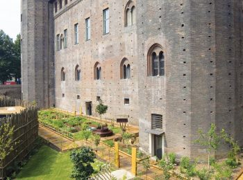 Il giardino della principessa a Palazzo Madama