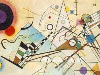 Kandinsky: linee, forme e colore