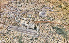 GG museo della civilta romana roma