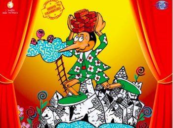 Pinocchio. Storia di un burattino e di un terremoto