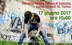 Pulizia collettiva del giardino - Torino
