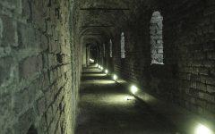 GG al fresco dei sotterranei