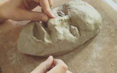 GG nella bottega dello scultore