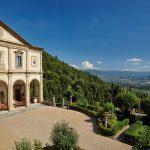 Visita ai giardini di Villa San Michele