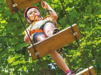 All'avventura: esperienze adrenaliniche da fare in vacanza con i bambini