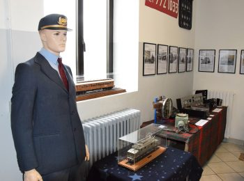 Visita al Museo ferroviario