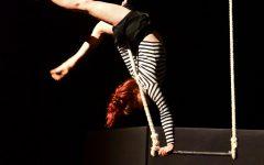 GG a scuola di circo per bambini