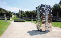 GG arte contemporanea nel verde di boboli