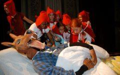 GG cappuccetto rosso teatro luna