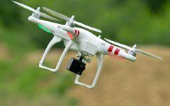 GG droni park e robot lab