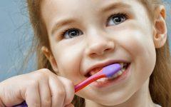 GG educare i bambini a igiene orale