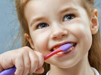 Educare i bambini all'igiene orale