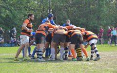 GG epica del rinoceronte il rugby anche per i papa