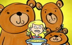 GG goldilocks and three bears