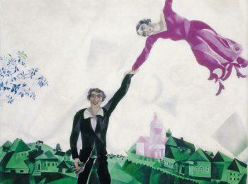 Marc Chagall. Doppio ritratto che…vola!