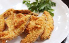 GG rassegna del fungo fritto