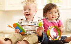 GG ritmia e bambini