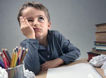 Come far fare i compiti ai bambini