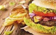 GG hamburger e patatine a modo nostro
