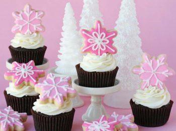 I cupcakes di Natale