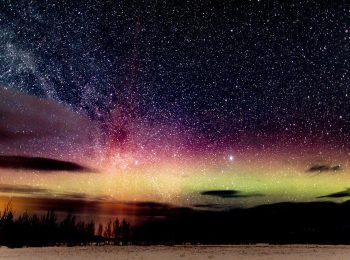 La notte stellata di Arman