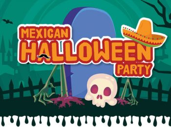 Mexican Halloween Party