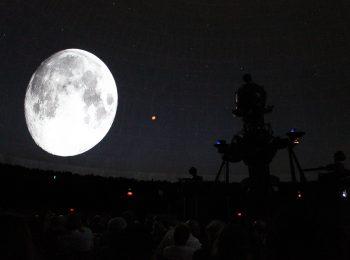 Camp invernale Planetario
