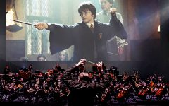 GG harry potter e la camera dei segreti in concerto