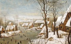 GG inverno dei pittori brueghel