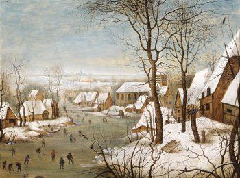 L'inverno dei pittori: Brueghel