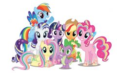 GG my little pony il film