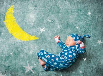 Un'idea regalo diversa per un neonato? Il suo quadro astrale