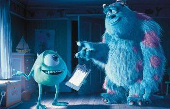 Monsters co un cartone animato da vedere e rivedere