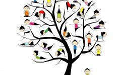 Ashtanga yoga famiglia