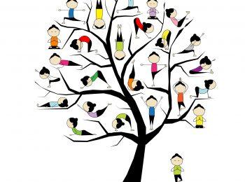 Ashtanga Yoga, lo yoga perfetto per chi ha famiglia