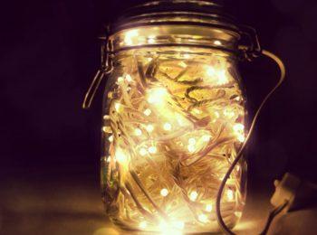 Luci e lucine del nuovo anno