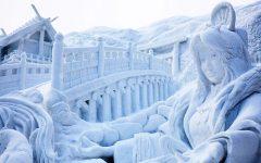 GG alla scoperta del ghiaccio nel regno di frozen
