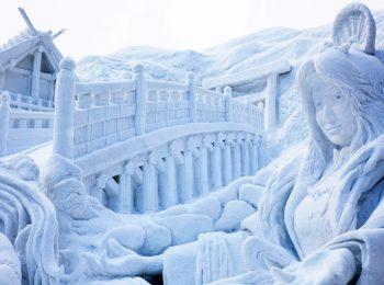 Alla scoperta del ghiaccio nel regno di Frozen (quello vero)