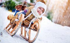 GG bambini aria aperta anche inverno