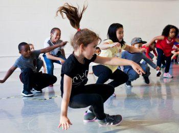 Bimbinforma e Danza Contemporanea