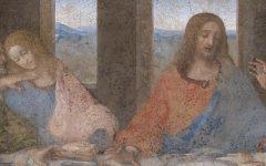 GG il paesaggio al museo del cenacolo vinciano