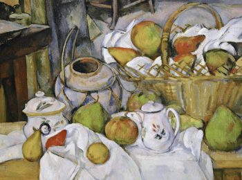 Io e Cezanne