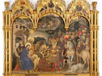 Le predelle: miracoli di storia ad altezza di bambino