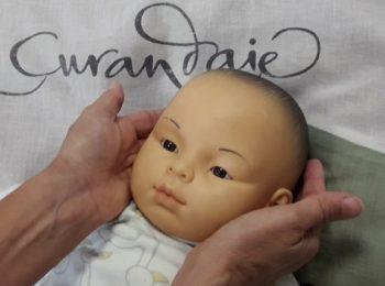 Massaggio infantile da Le Curandaie
