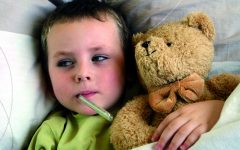 GG quando il bambino si ammala