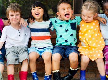 Spiegare la diversità ai bambini