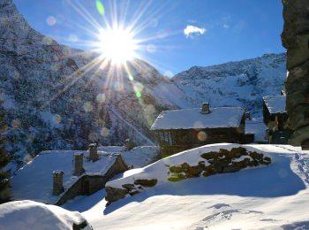 Trekking in Valle Otro, un mondo incantato