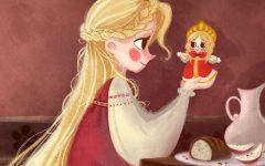 GG vassilissa e la bambola